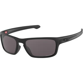 Oakley Sliver Stealth Sunglasses Matte Black/Prizm Grey